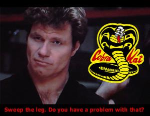 Cobra Kai Quotes