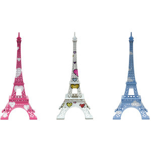 Merci Gustave! Limited Edition Patterned Eiffel Tower