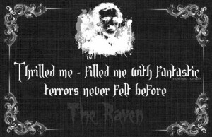 ... the raven, edgar allan poe quotes, Edgar Allen Poe, fantastic and poem