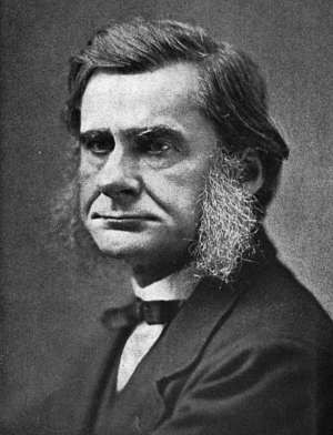 It seems that Thomas Huxley never knew of the Saviour's willingness to ...