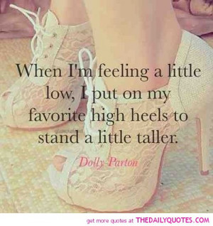 Feeling A Little Low | The Daily Quotes
