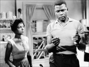 Raisin In The Sun Ruby Dee Sidney Poitier 1961