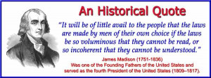 james madison famous quotes source http quoteko com james madison ...
