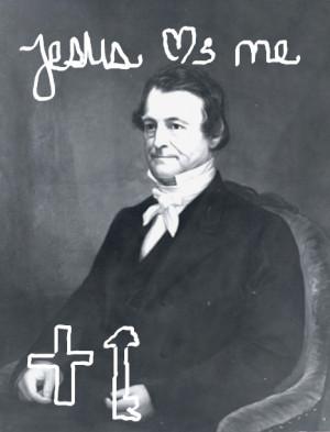 Thomas Hooker Portrait