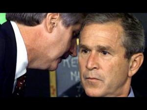 11 S Fotos in ditas de George Bush y lo que pas ese d a FOTOS