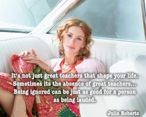 Julia Roberts Movie Quotes