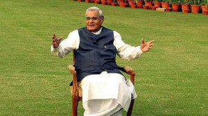 Atal Bihari Vajpayee: The most accepted leader