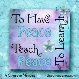 course in miracles inspirational quotes