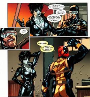 deadpooluniform - Deadpool