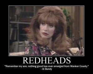 Red Heads Image