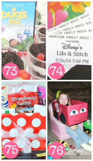 Ticket Movie Night: Let your kids earn their treats for movie night ...