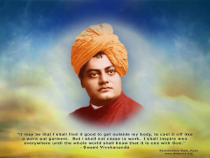 Back > Quotes For > Swami Vivekananda Wallpapers Quotes Desktop