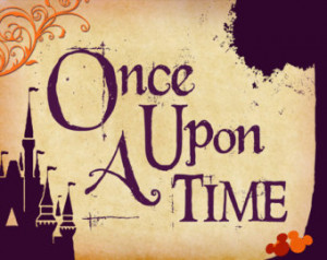 Once Upon A Time Disney Font Once Upon A Ti