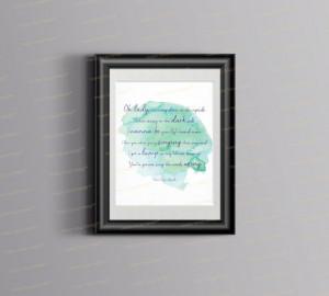 Vance Joy | Song Lyric Print | Music quote | Vance Joy Riptide ...