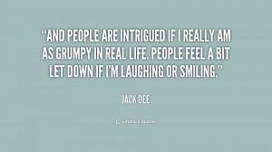 Grumpy People Quote