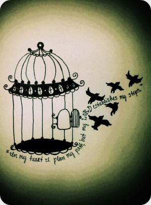 Bird Cage Tattoo | posted by bents at 7 29 pm labels art bird cage ...