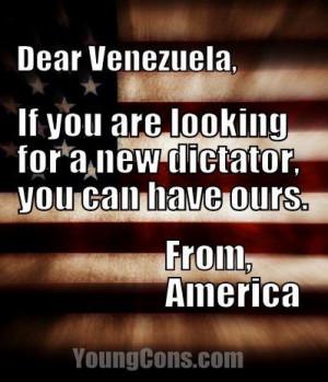 ... send a delegation to the funeral of Venezuelan dictator Hugo Chavez