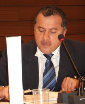 Rubén Dario Guerrero Useda , Colombia, supported by Venezuela ...