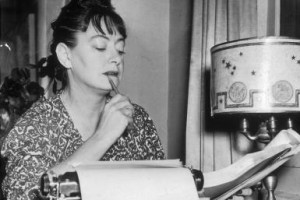Dorothy Parker about 1948 - New York Times Co. / Getty Images