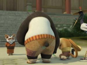 Kung Fu Panda: Shifu's Wise Words Photo Album