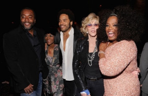 Oprah Winfrey and Forest Whitaker Attend the New York Premiere of Lee ...