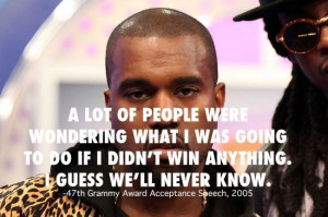 Cocky Kanye West quotes