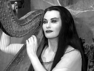 THE MUNSTERS - Jack Marshall - The Standells -Yvonne De Carlo -