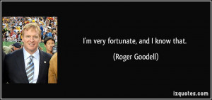 More Roger Goodell Quotes