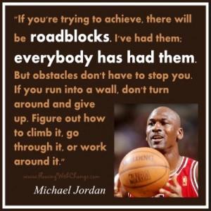 Michael Jordan motivational quote via FlowingWithChange.com