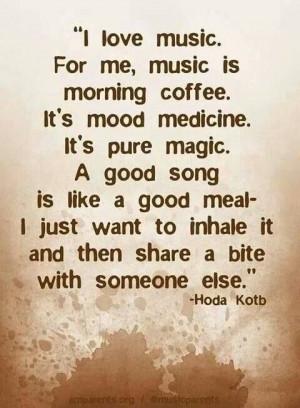 ... , Menu, Music Quotes, Soul, Mornings Coffe, Music Speak, Hoda Kotb