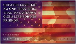 Greater Love Ecard