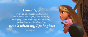 Power Your Potential with These Disney Quotes - Tangled