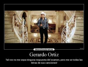 Gerardo Ortiz Quotes De Amor Gerardo ortiz