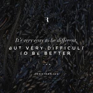 Jonathan Ive quote