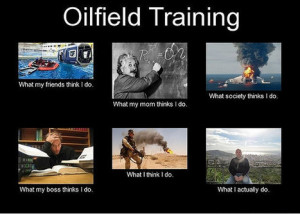 Oilfield Training | What I really do | Scoop.it
