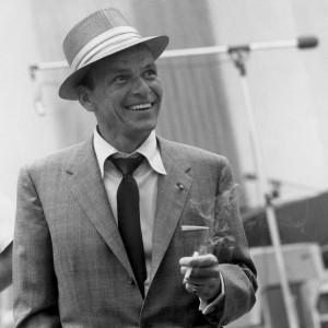 Portrait of Frank Sinatra, 1960's