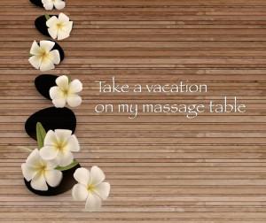 Take a vacation on my massage table...Monarch Medi Spa, 5111 Sauk ...