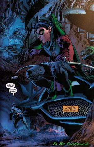 ... all star batman and robin the boy wonder vol 1 8 dc comics database