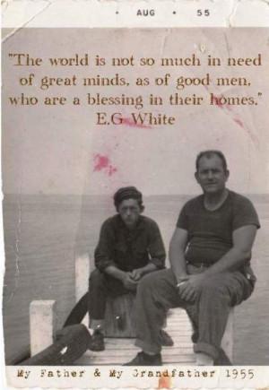 Happy Fathers Day! Ellen G. White
