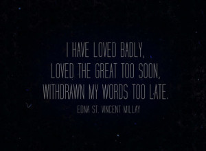 withdrawn my words too late