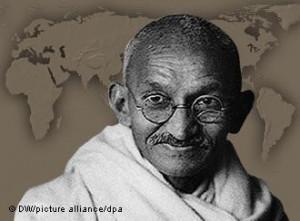 Mahatma Gandhi - the person, the hero, the legend
