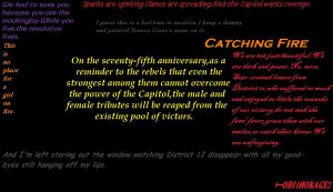 Catching Fire Quotes by Tobi4hokage2
