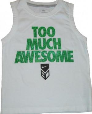 Nike Shirts Sayings Little boys nike t shirt size