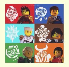 ... are what motivate me. along with all my other favorite Ninjago quotes