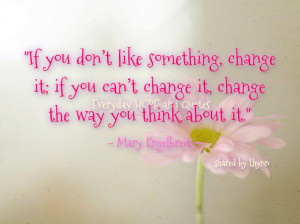 Positive Change Quotes Great, positive changes.