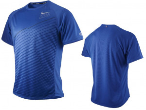 Nike Sublimated Running Shirt: It is a high-end shirt designed in ...