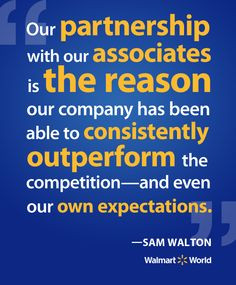 quote from Sam Walton More