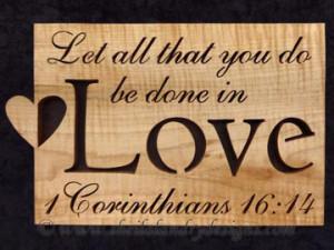 SLDK302 - 1 Corinthians 16:14