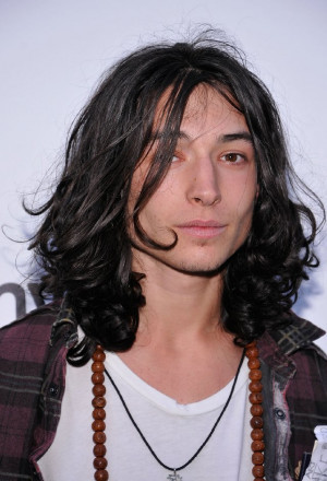Ezra Miller at event of Something from Nothing: The Art of Rap