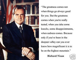 President-Richard-Nixon-greatness-Famous-Quote-8-x-10-Photo-Picture ...